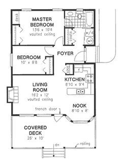 House Plan No.131529 House Plans by WestHomePlanners.com