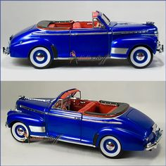 """Free wheeling action. This 1941 Chevy Deluxe is from Welly. Brand new unboxed. diecast metal classic 1941 Chevy with opening doors and trunk. This 1941 Chevy Deluxe measures 7.75""""Lx 3""""Wx 2.5""""H,"""
