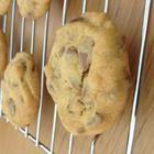 Recipe photo: Eggless chocolate chip cookies