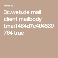 3c.web.de mail client mailbody tmai1484d7c404539764 true