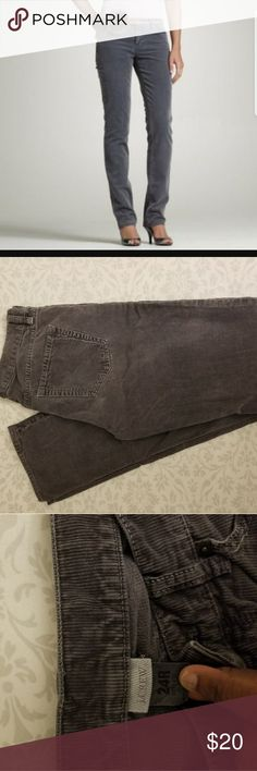 J. Crew Vintage Matchstick Cords My favorite!! EUC. 100% cotton. No flaws. Sadly too small now. Baby #4....lol. I am willing to trade for a 25 or 26. J. Crew Pants