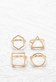 Accessories - Jewelry - Rings - Sets   WOMEN   Forever 21