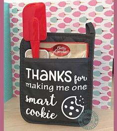 Smart Cookie SVG. Great for teacher's gift. Silhouette Cameo or Cricut Design Space. Vinyl project. what give for holidays | holidays gifts | holidays gifts for students | holidays gifts for friends | holidays gifts for teachers what give for holidays | holidays gifts | holidays gifts for students | holidays gifts for friends | holidays gifts for teachers