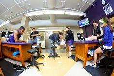 UW Athletics Training Room