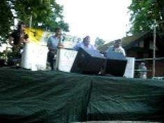 Pink Panther Quartette Barbette Sax Quartet Rose City Park Portland Oregon