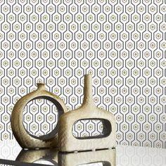 Papier peint expansé Ashton Velour blanc et noir | Leroy Merlin Leroy Merlin, Oslo, Bottle Opener, Wallpaper, Pattern, Questions, Italy, Content, Bedroom