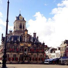 Delft nel Zuid-Holland