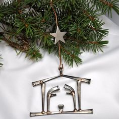Christmas Nativity Ornament