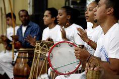 Em alusão ao Dia da Consciência Negra, a Associação de Capoeira Motta