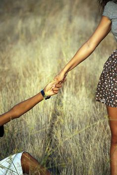 hand holding hand... one of my favorite things to do with you! <3