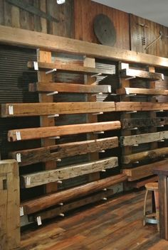 Reclaimed Timber Mantels