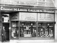 Pharmacy #1900's #history