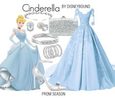 DisneyBound - Cinderella