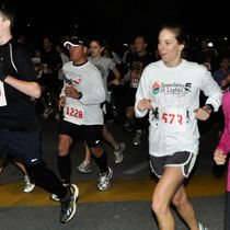 SUBWAY SPEEDWAY IN LIGHTS 5K RUN/WALK SET FOR NOV. 11 AT BMS