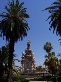 Palermo - piazza vittoria