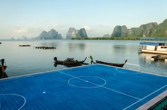 The world s most amazing football pitches – in pictures 7793690eb990c