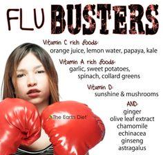 FLU BUSTERS