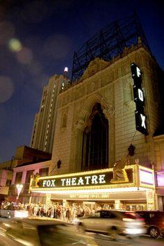 Fox Theatre - St. Louis, MO