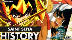 History of - SAINT SEIYA (1987-2016)