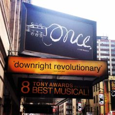 Once the Musical (March 18, 2012-January 4, 2015)