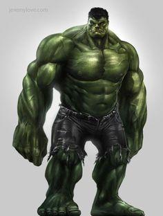 #Hulk #Fan #Art. (Hulk-Avengers-Game-Concept-Art) By: Jeremy Love. (THE * 3 * STÅR * ÅWARD OF: AW YEAH, IT'S MAJOR ÅWESOMENESS!!!™)[THANK Ü 4 PINNING<·><]<©>ÅÅÅ+(OB4E)