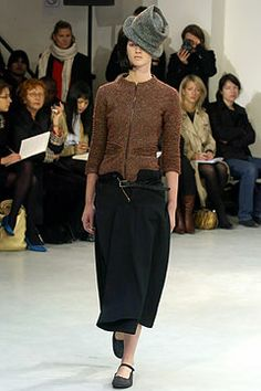 Junya Watanabe   Fall 2004 Ready-to-Wear Collection   Style.com