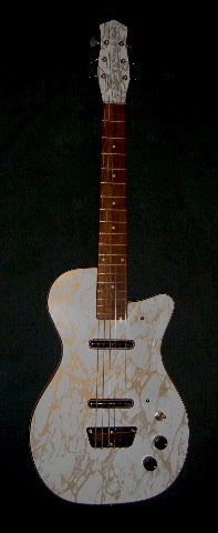 6 String Guitars - Dinette Guitars