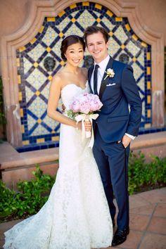 wedding dress; photo: Once Like A Spark