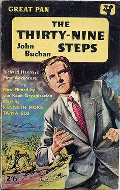 The Thirty Nine Steps (Richard Hannay #1) by John Buchan