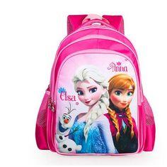 bae95864295 2017 New Arrival Children Bag Violetta School Bags For Jersey Girls Kids  Backpack 3D Cartoon Schoolbag Mochila