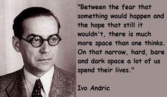 Ivo Andric quotes