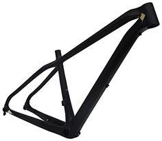 Full Carbon Matt 29er Mountain Bike MTB Cycling BB92 Frame 15' *** More info could be found at the image url.