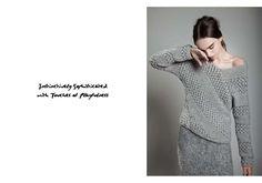 Autumn 2015 Knitwear — Sunghee Bang