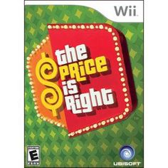 Price is Right,  The - Nintendo Wii Game Includes Nintendo Wii original game disc in case and may come with the original instruction manual and cover art when available. All Nintendo Wii games are mad