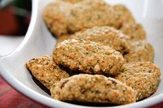 Flourless Hemp Peanut Butter Cookies Recipe