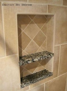 Our Full Granite Slab Shower Walls Natural Wonders