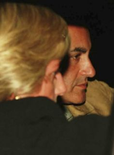 Diana with Dodi, in one of the last photos of her alive.