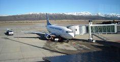 Como ir do aeroporto de Bariloche até o centro turístico #argentina #viagem