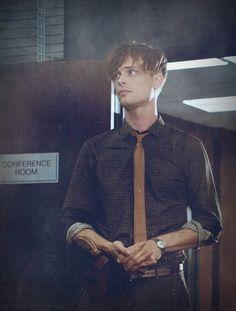 Dr Spencer Reid
