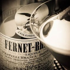 Fernet-Branca and the Toronto Cocktail (detail), photo © 2013 Douglas M. Ford. All rights reserved.