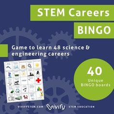 It only makes good sense that there are many individuals across the nation and all over the world that are welcoming the concept of online learning and academic chances with every ounce of enthusiasm they can muster. Engineering Careers, Stem Careers, Online College, Education College, Math Stem, Stem Science, Science Activities, Importance Of Time Management, Bingo Games