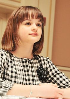 Joey King of Oz The Great and Powerful on China Girl, Her Career and Swear Jars!