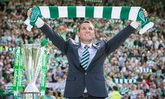 Brendan Rodgers: people who say this is a step down dont know Celtic