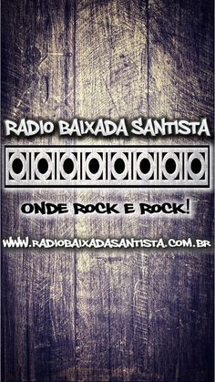 Rock Autoral e Aqui!! A Radio Baixada Santista quer tocar a Música de Vocês entrem em Contato.  http://crwd.fr/2txFTvU  #rock #metal #autoral #alternative #013 #santoscity #music #som #bandas #band #som #music  #lancamento #lancamentomusical #lançamentos #albums #radiobaixadasantista #baixadasantista #santos #santoscity #cidadedesantos #radio #radiofrequencia #oficial #rock #rocknroll #poprock #poprocky #poprocket #rockbr #rockbrasil