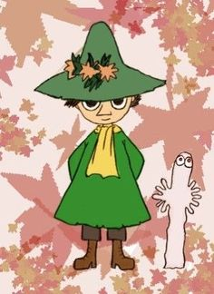 """I own everything I see and everything that please me. I own the entire world."" - Snufkin"