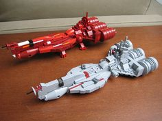 RADIANT VII & REPUBLIC FRIGATE side by side by iomedes !..., via Flickr