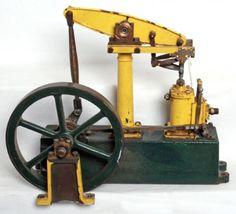 Stuart Beam live steam engine