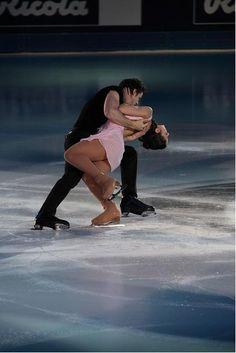 Stefania Berton - Ondrej Hotarek  Capodanno On Ice 2012  The time of my life