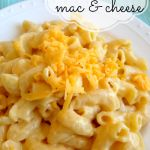 Crock Pot Macaroni and Cheese EASY Recipe - Raining Hot Coupons