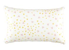 Cushion pink honey sparks.  Perfect way to decorate the sofa. Pillow is included. You can combine it with many other products to create an harmonious decoration.  Designed and made in Spain